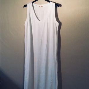 Marni cotton tank dress (46, medium), never worn